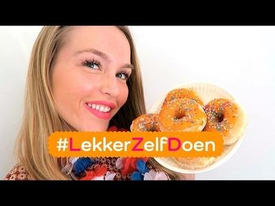 DIY: donuts versieren (voor Koningsdag) | MEIDEN magazine