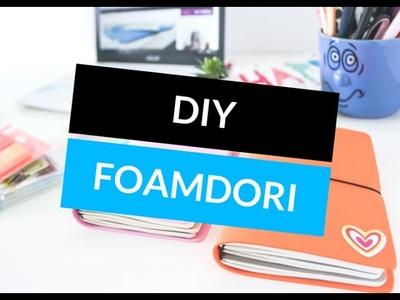 DIY foamdori