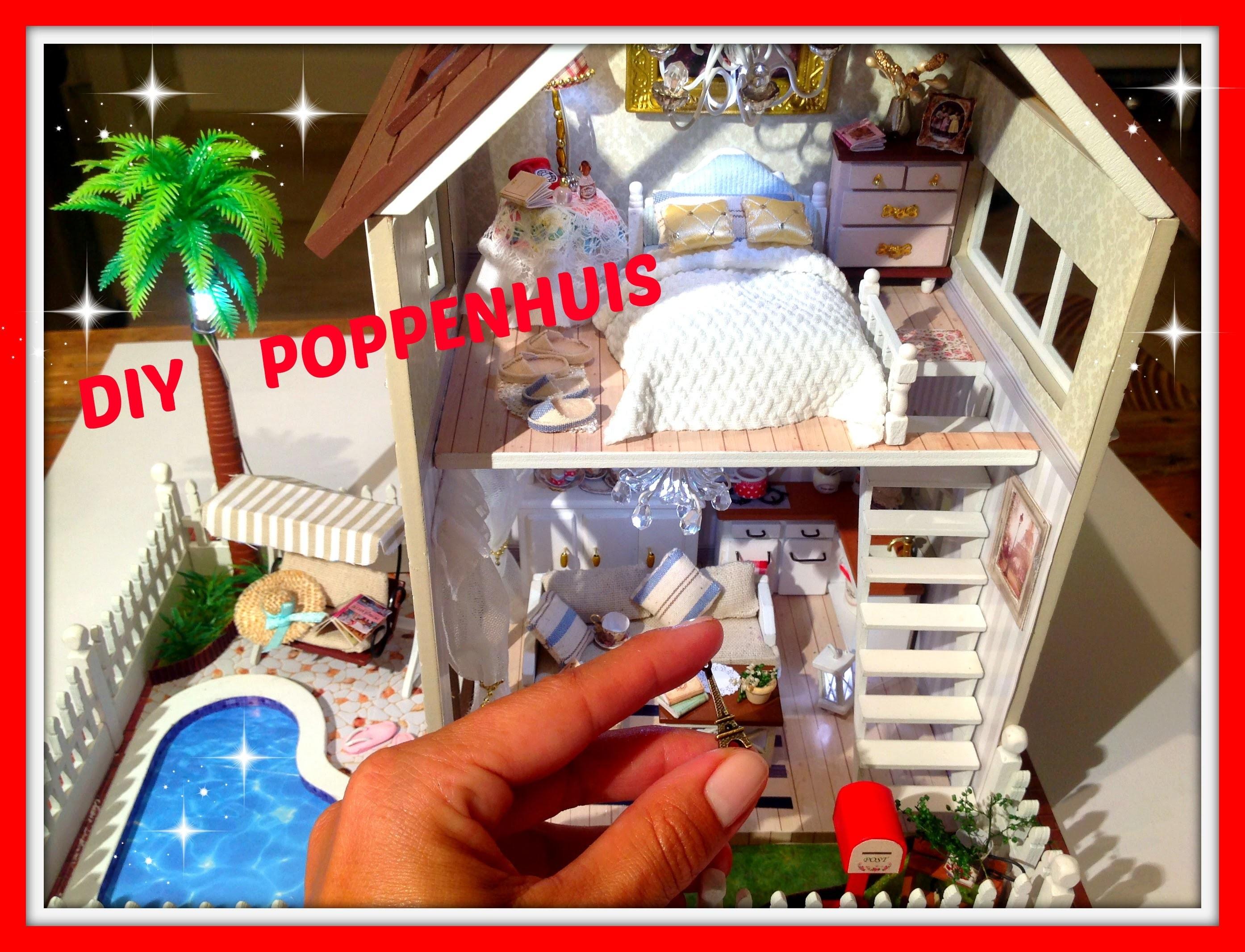 SUPER SCHATTIG: DIY Poppenhuis Paris Apartment