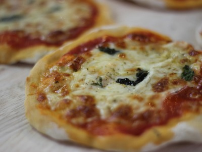 DIY - Mini-pizza's