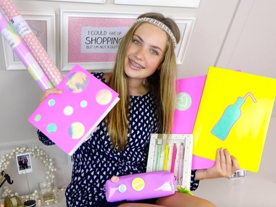 Schoolspullen Shoppen & DIY