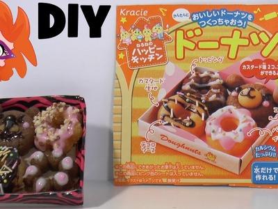 DIY: Japans Snoep maken, Popin Cookin' Donuts kit - DIY Zelf snoep maken