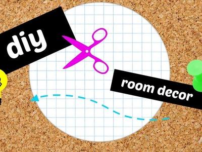 Diy room decor || diygirlz2