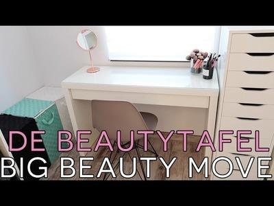 Big Beauty Move ❤ #4 De beautytafel | Beautygloss