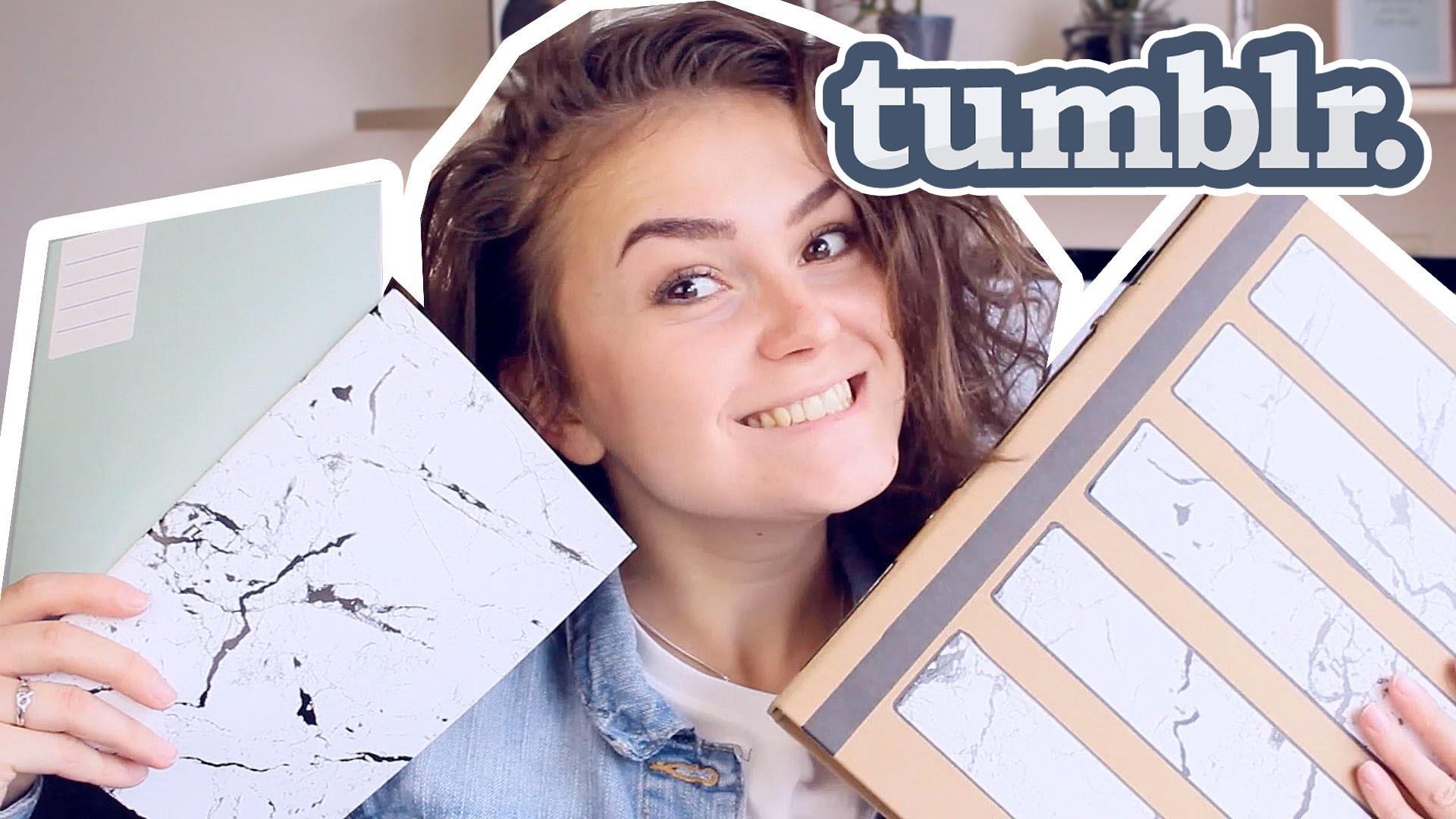 Back to school ! Tumblr inspired DIY | Kim van Haren