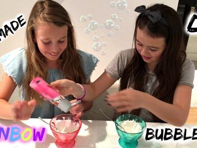 DIY Hoe maak je HOMEMADE RAINBOW bubblebars?(geïnspireerd door LUSH)