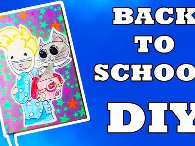 DYLAN HAEGENS AGENDA BACK TO SCHOOL DIY | Zelf Maken!