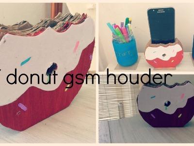 DIY donut gsm houder !