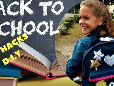 Back To School Life Hacks. D.I.Y | Emma Keuven