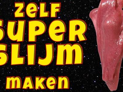 DIY slijm -Succes! Nederlands. Ik maak Slijm! lijm, lensvloeistof, scheerschuim, douchegel