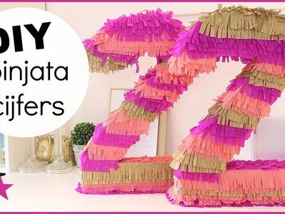 DIY Piñata Cijfers! | Lifestyle Spot