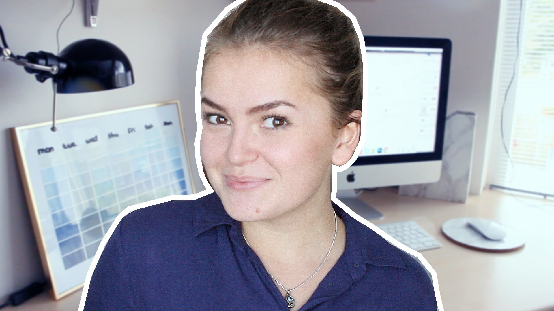 3 Budget Desk Decor DIY + Marble !| Kim van Haren