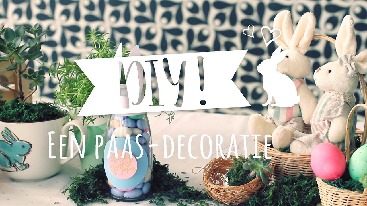 DIY paasdecoratie: een vrolijk Pasen met deze paasknutsels! | Westwing
