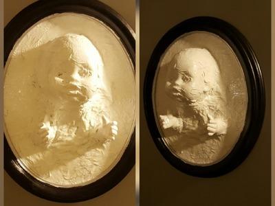 DIY: Een 'Ghost-in-a-frame' maken.