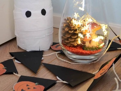 DIY HERFST.HALLOWEEN|| PANDA DESIGN