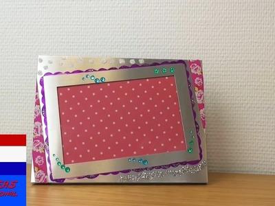 DIY kader versieren. mooier maken. pimpen – decoratie of cadeau