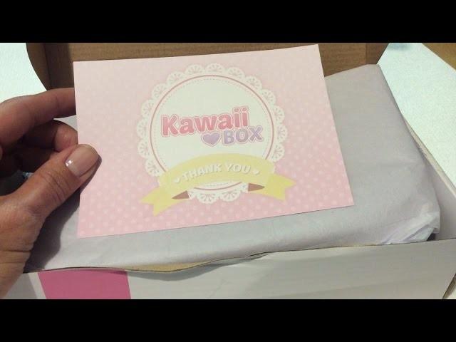 Unboxing: Kawaiibox.com