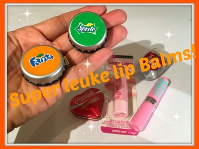 Unboxing lipbalms cozy-favorites.nl