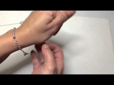 TIP KyWi Jewelry: Eenvoudig zelf je armband sluiten als je alleen bent!