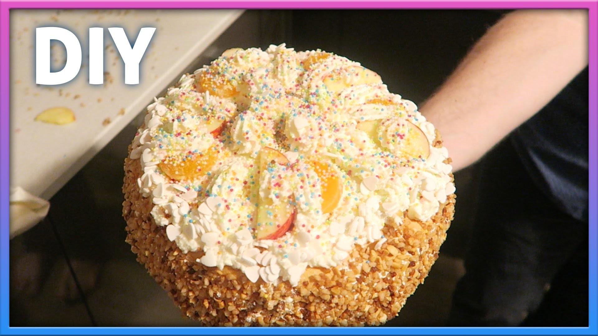 DIY - Gender Reveal cake maken!