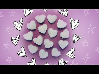 Jill - DIY: Maak je 1001 nacht-suikerhartjes!