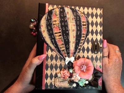 Romance Novel Mini Album  Final