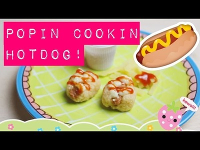 Popin' Cookin HOT DOG! Japans snoep experiment MostCutest.nl!