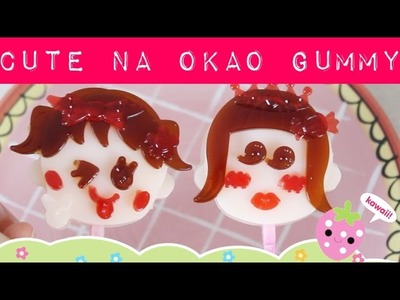 Japans Snoep! Cute na Okao Gummy DIY Candy Kit - MostCutest.nl (gesloten)