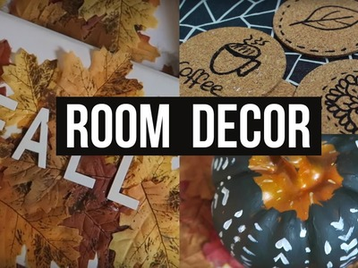 EASY FALL ROOM DECOR 2016