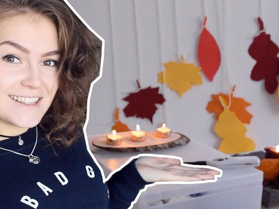 DIY herfst proof decor ! | Kim van Haren