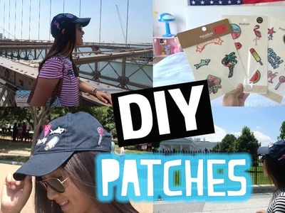 DIY Patches T-shirt, pet etc. | #TryOutWithPhal