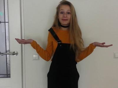 DIY: chokers maken | KNIPgirls Jasmijn