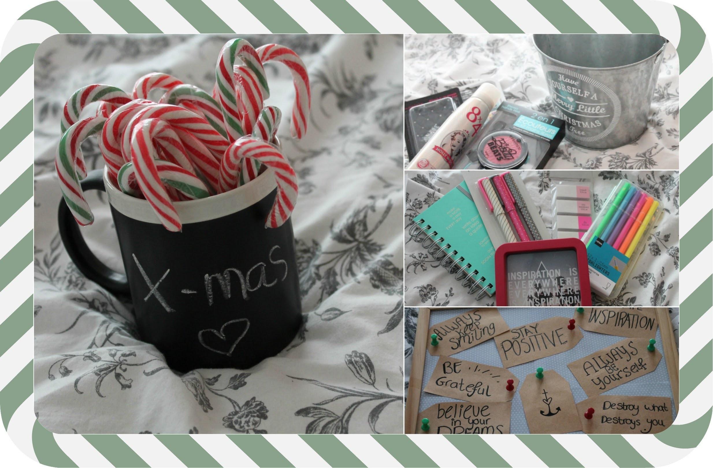 Kerstcadeau's Inspiratie (DIY)   Sabrina Putri