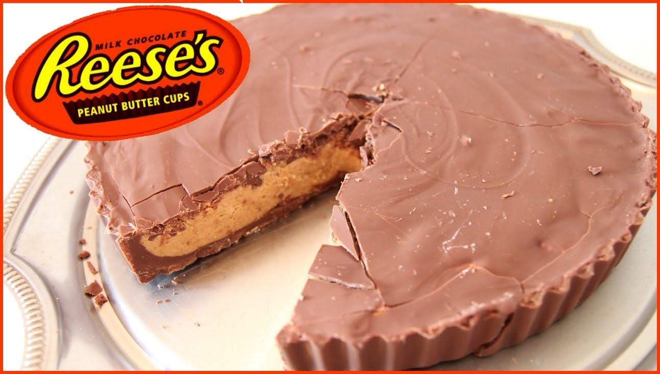 Koken met Pauline: Mega Reese's Peanut Butter Cup! | Lifestyle Spot