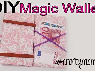 DAG 8 DIY Magic Wallet ~ Maak zelf een Magische Portomonee! DIYVEMBER