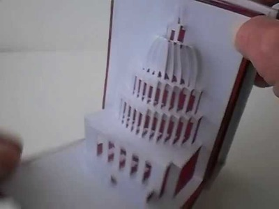 Origami Architecture: Great (American) Buildings by Masahiro Chatani (OAB8)