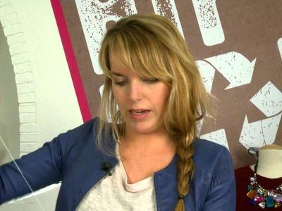 DIY: Haarbandje maken