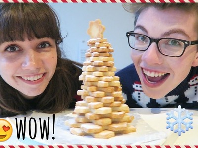 DIY: CHRISTMAS COOKIE TREE! met BestofBart | Boncolor Christmas #13