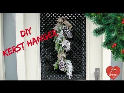 DIY - KERST HANGER