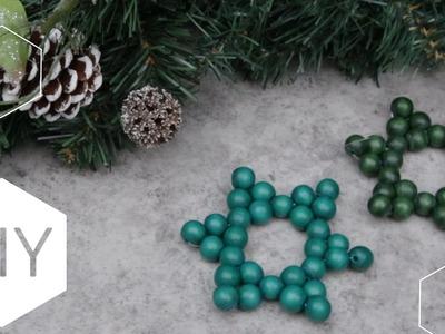 DIY sieraden maken met Kralenhoekje - Kerststerren maken