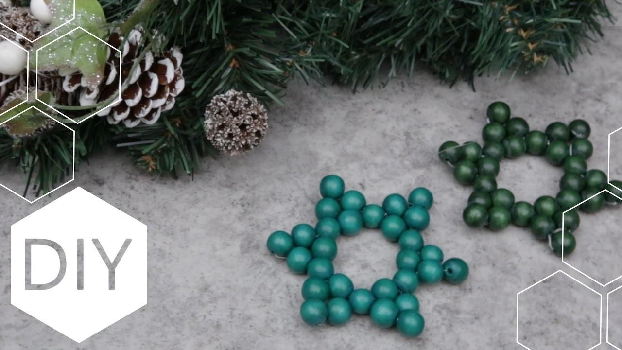 Tutorial Diy Sieraden Maken Met Kralenhoekje Kerststerren Maken