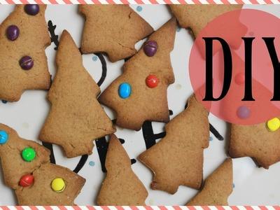 DIY Kerst Gingerbread Koekjes | Ordinary Odd