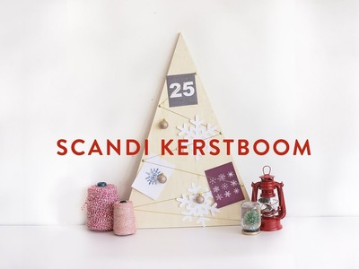 DIY Scandi kerstboom | Westwing stijltips