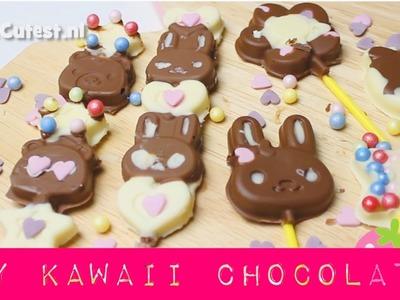 DIY Kawaii Chocolates - MostCutest.nl Japans Snoep (winactie)