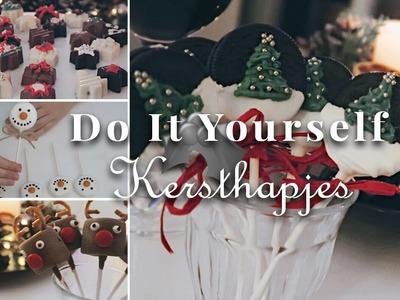 Kerst DIY ❤ Schattige Zoetigheden & Bonbons Maken | Charlotte Reeuwijk