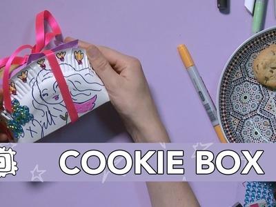 Jill - DIY: Cookie Box