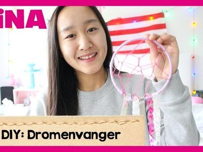 DIY: Dromenvanger maken met Valentine | Tina