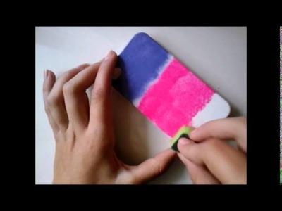 DIY hoesje pimpen met nagellak