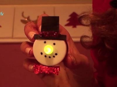 DIY: kerstdecoratie maken | KNIPgirls Samya