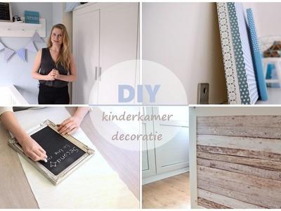 DIY kinderkamer decoratie